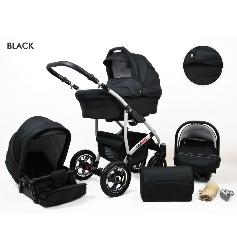 Largo 3 in 1 Black