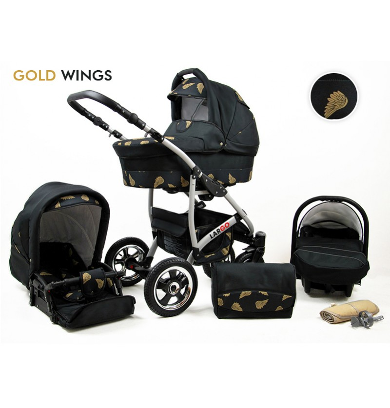 Largo 3 in 1 Gold Wings