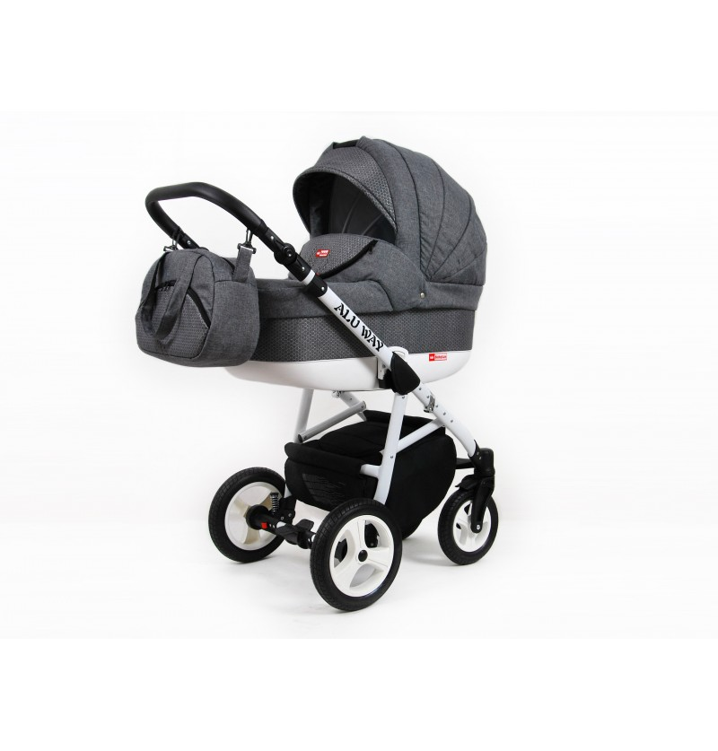 Kinderwagen Alu Way 3 in...