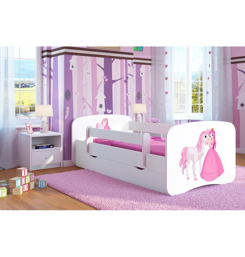 Kinderbed met lade Prinsess...