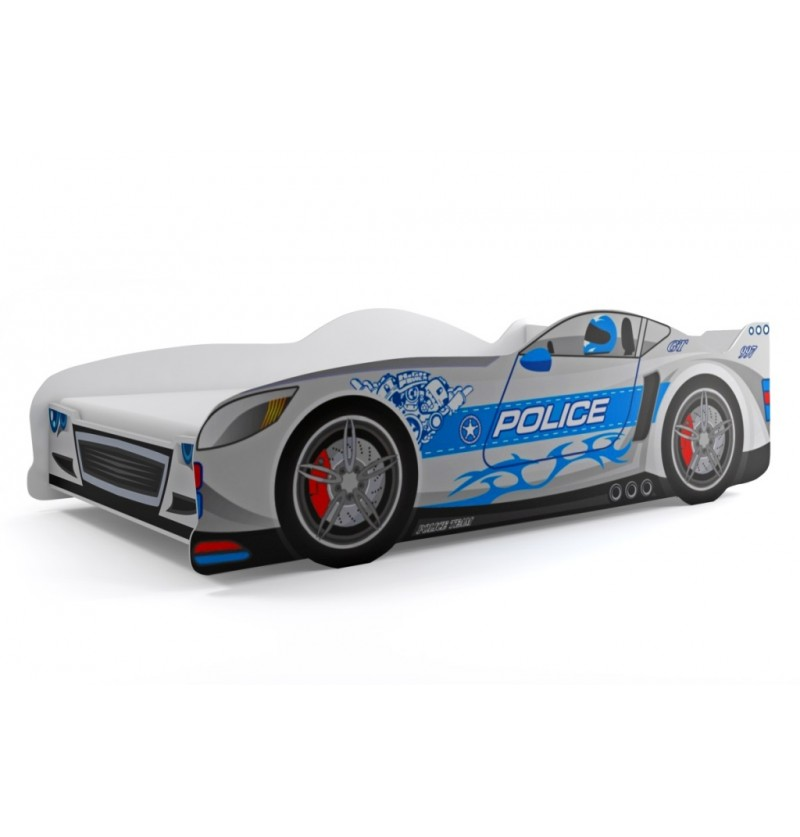 Autobed 160 x 80 Police of...