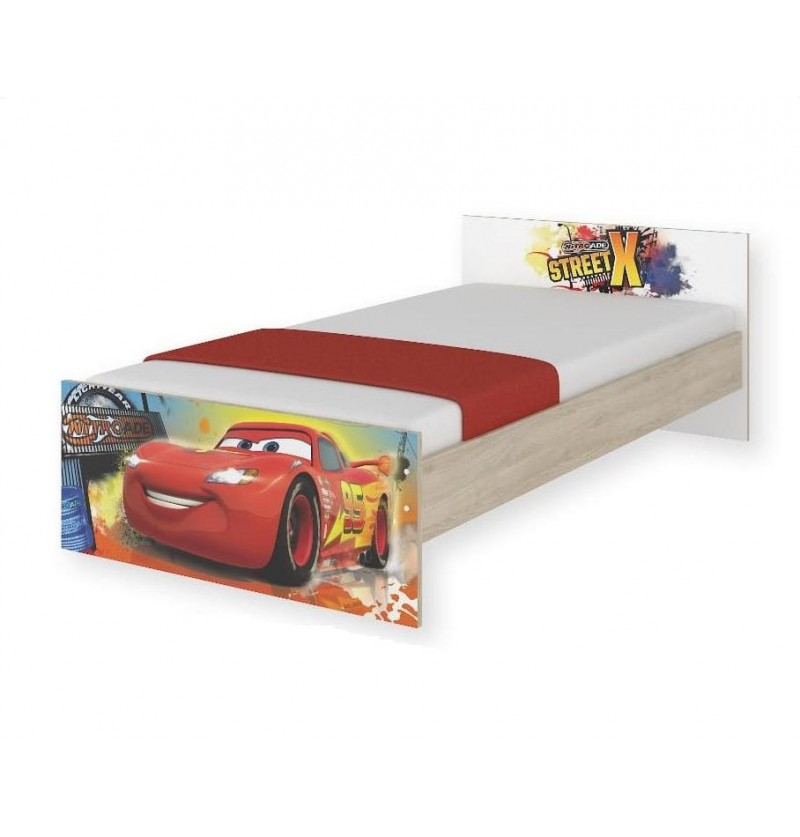Kinderbed Max Cars Disney