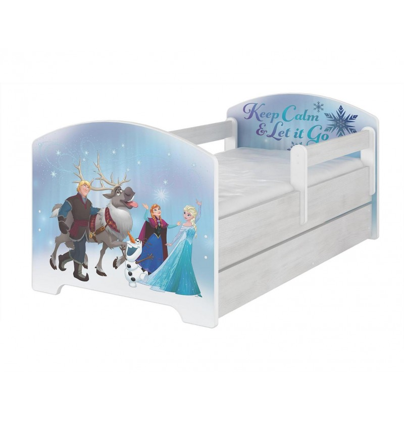 Kinderbed Oscar Frozen Disney