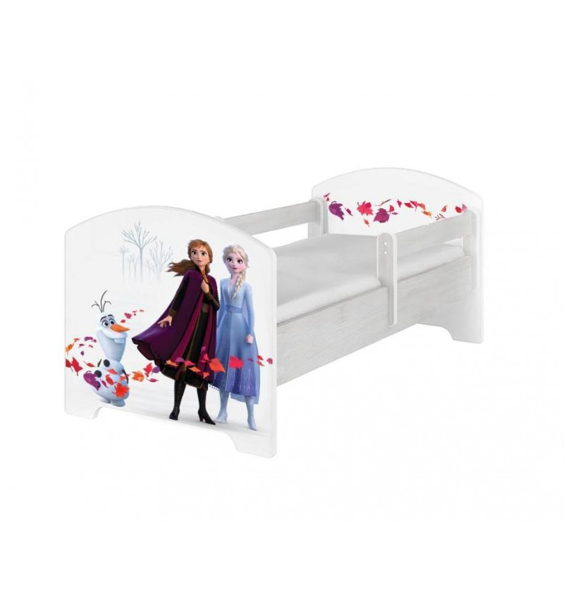 Kinderbed Oscar Frozen2 Disney