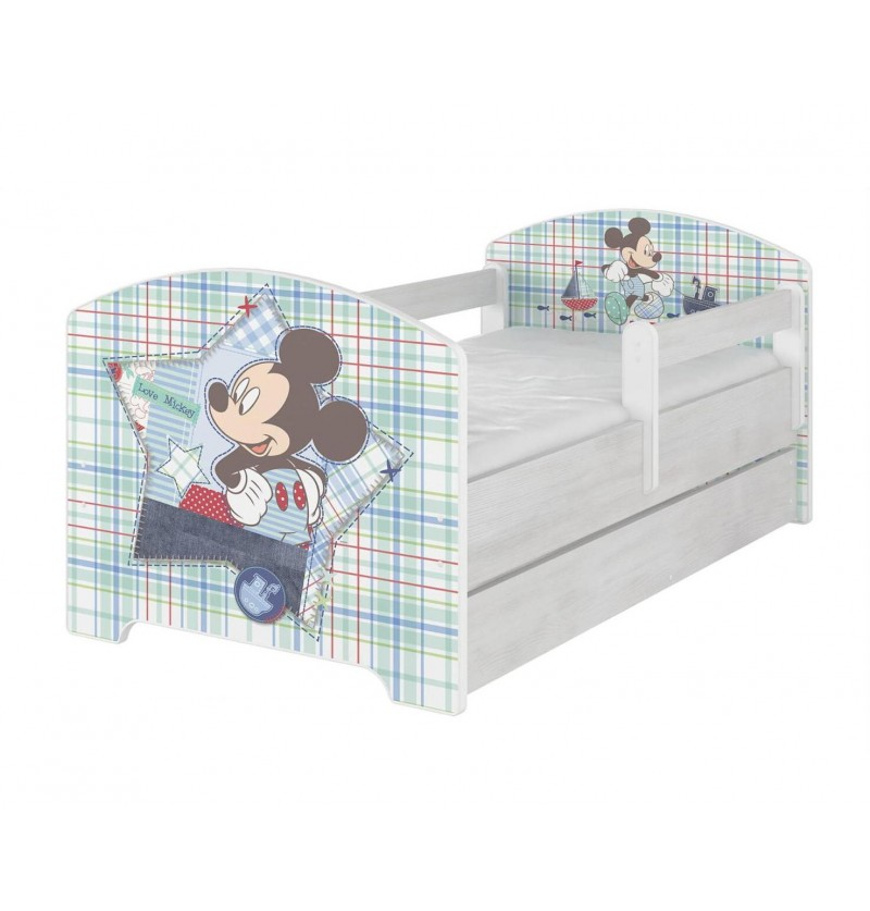 Kinderbed Oscar Mickey Disney