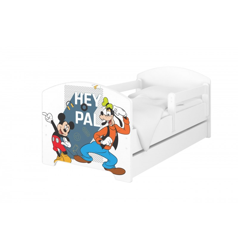 Kinderbed Oscar Mickey -...