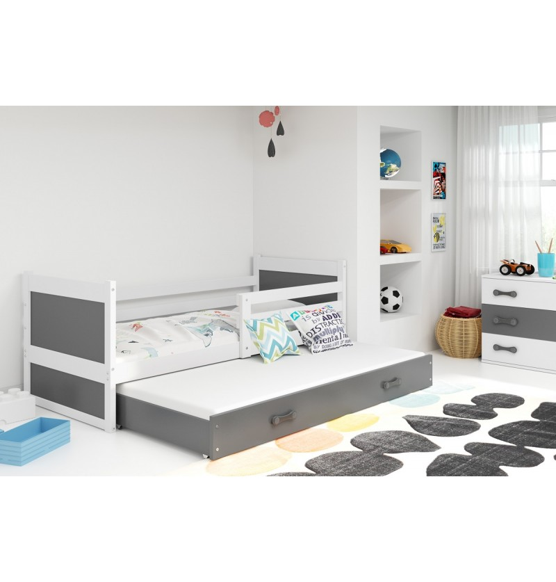 Massief houten kinderbed Rico