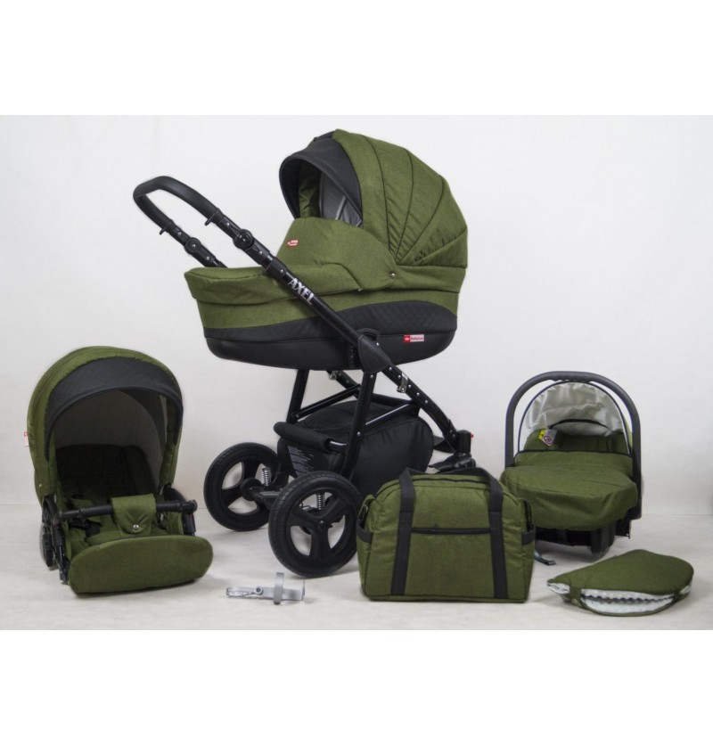 Axel 3 in 1 Olive