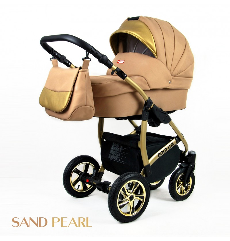 Gold Lux 3 in 1 Sand Pearl