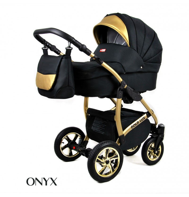 Gold Lux 3 in 1 Onyx