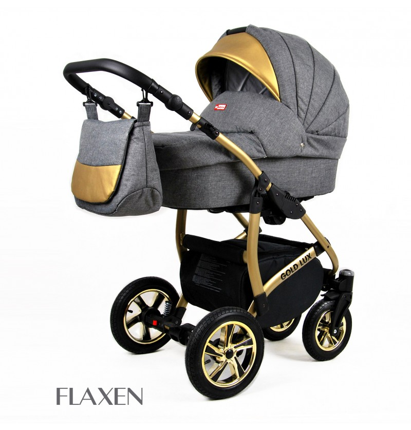 Gold Lux 3 in 1 Flaxen
