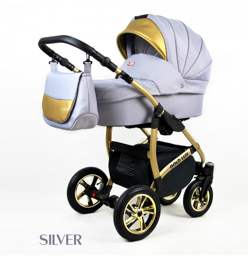 Gold Lux 3 in 1 Silver