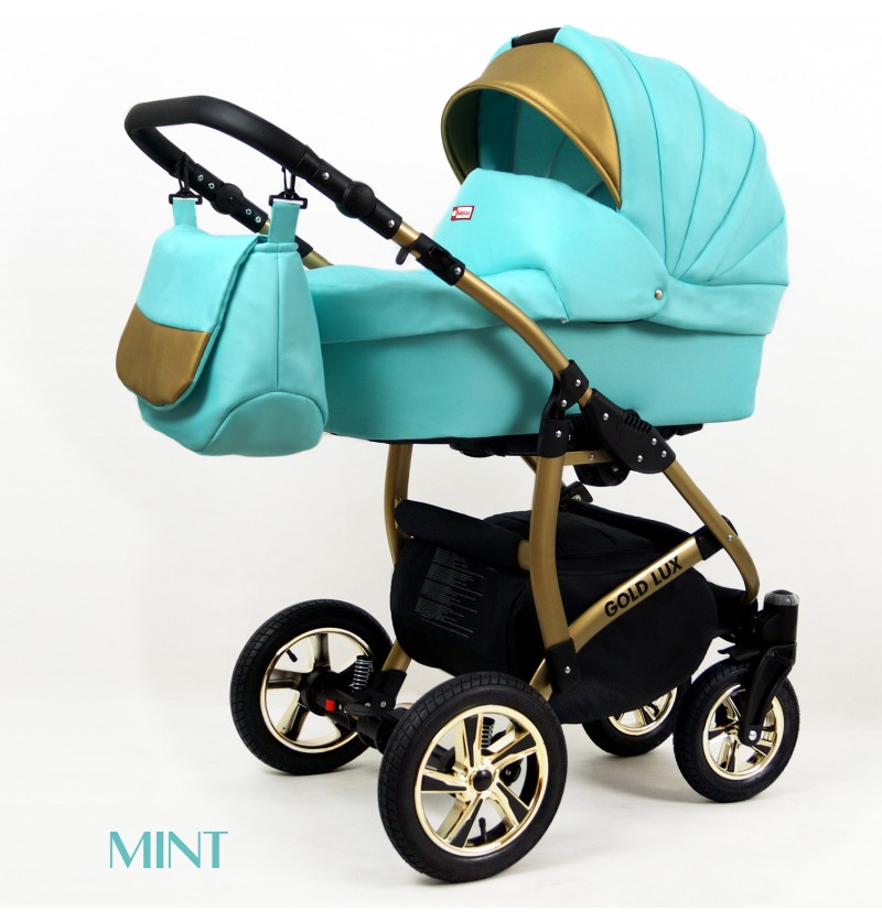Gold Lux 3 in 1 Mint