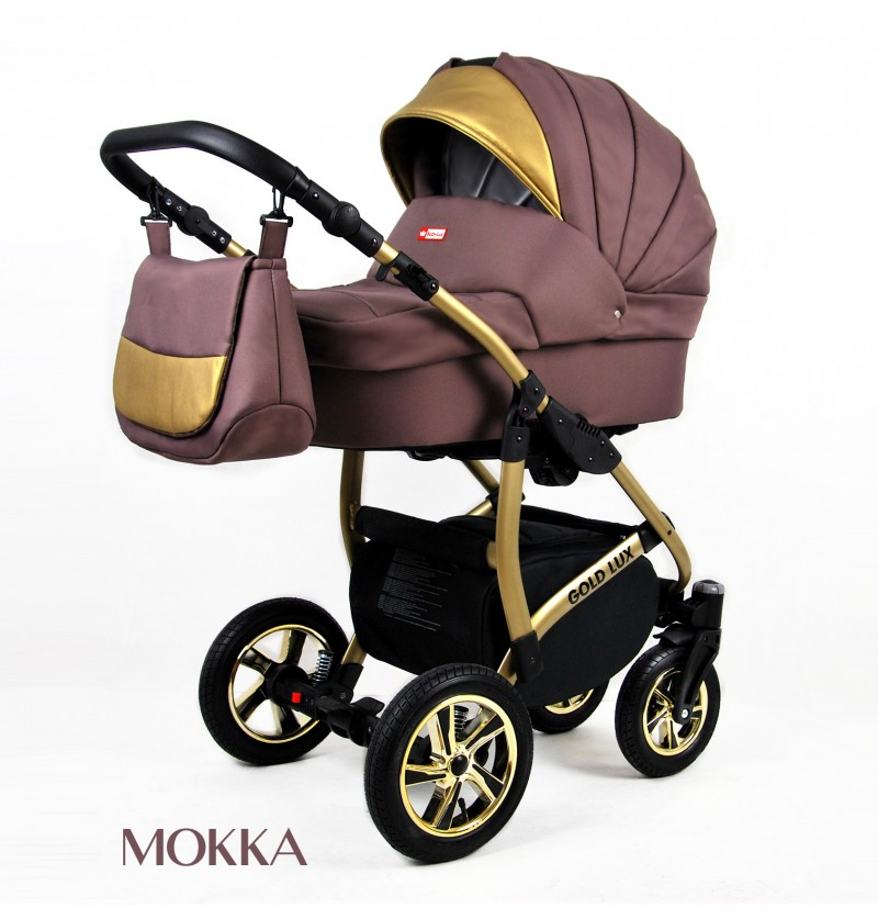 Gold Lux 3 in 1 Mokka