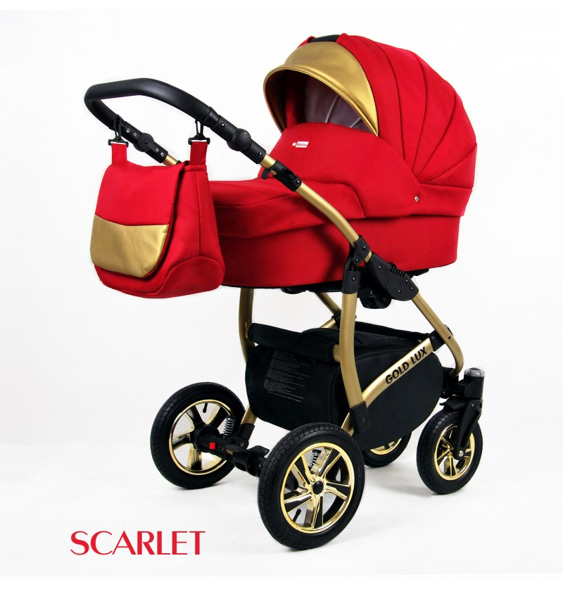 Gold Lux 3 in 1 Scarlet