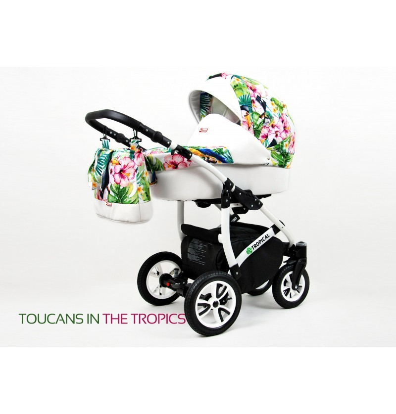 Tropical 3 in 1 Toucans...